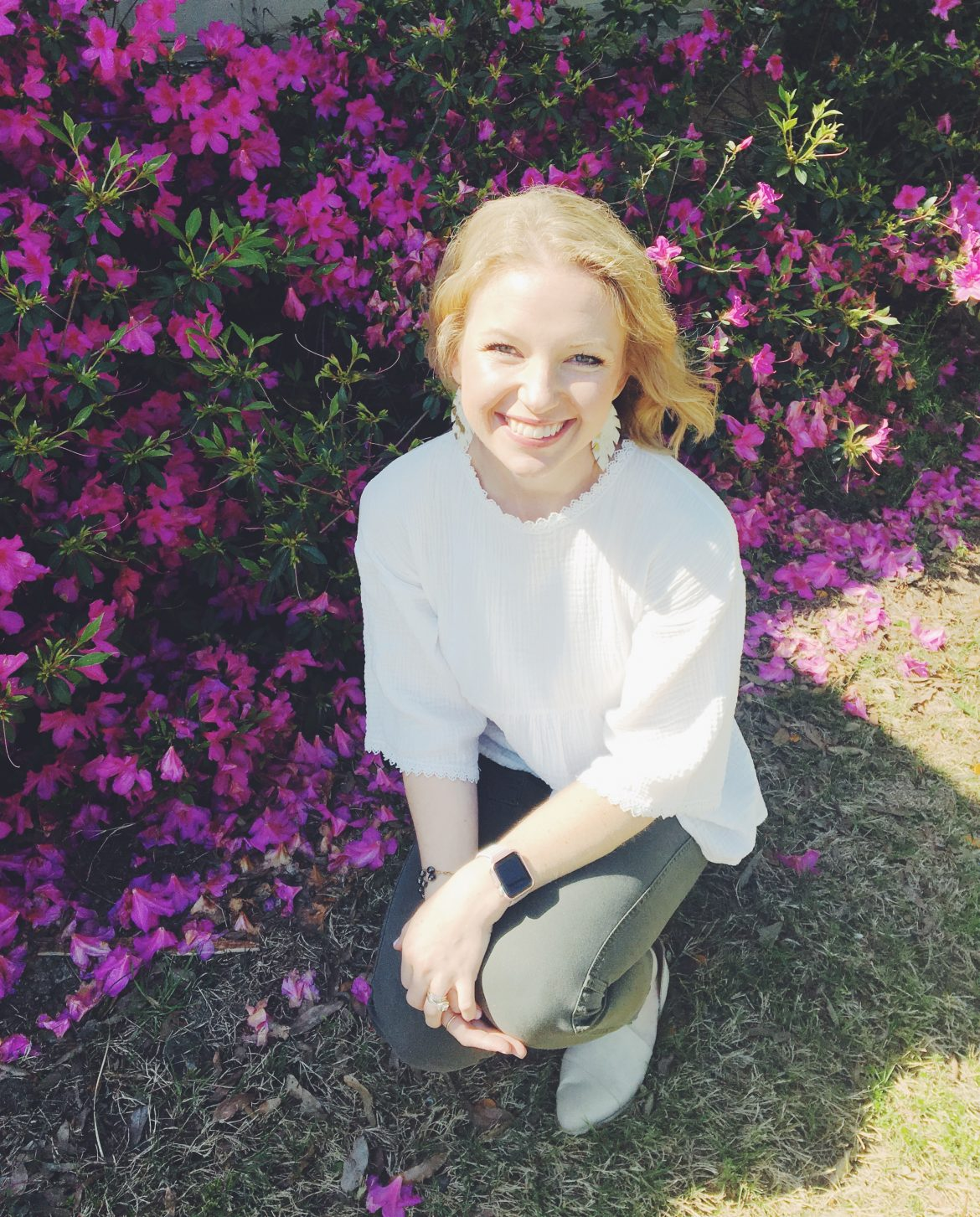 Five Fun Facts About the Girl Behind the Blog